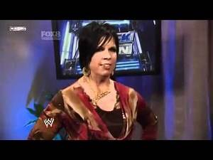 WWE Smackdown 01 07 11 Dolph Ziggler and Vickie Guerrero Backstage Segment