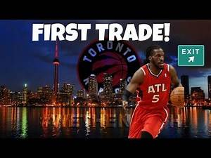 NBA 2K16: My GM - Toronto Raptors: Episode 1 - First Trade!