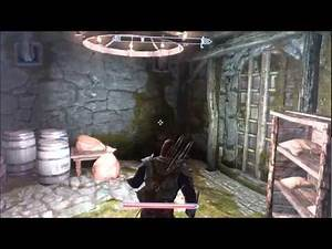 Skyrim --- Infiltration Mission PS3