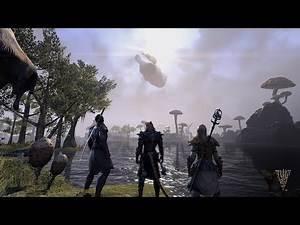 The Elder Scrolls Online: Morrowind – Official Launch Trailer (PEGI - 4K)
