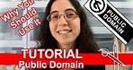 Tutorial: Public Domain (Why Artists Should Use It)