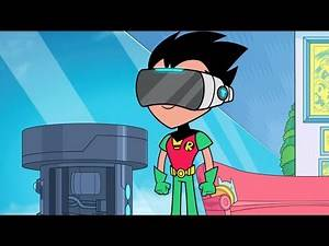 Teen Titans Go! Vs. Teen Titans Movie | Robin Vs Robin