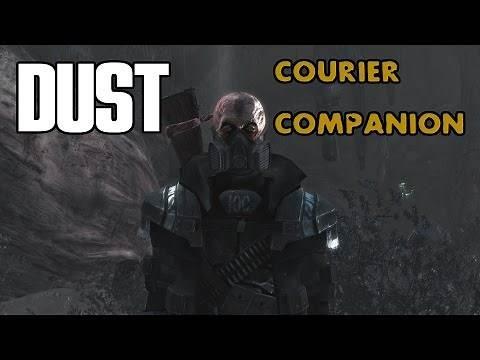 Courier Companion for Fallout: DUST Mod