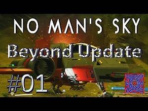 Getting Started :: No Man's Sky Permadeath Gameplay (Beyond) : # 01