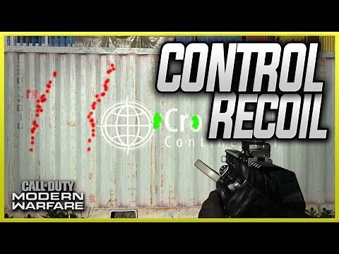 How To Control Recoil?! | MODERN WARFARE TIPS.