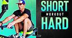 Short Rowing Workout - 10 Crazy Minutes to a Healthy New Life and Stronger Legs