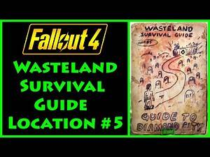 Fallout 4 - Wasteland Survival Guide - Gorski Cabin - 4K Ultra HD
