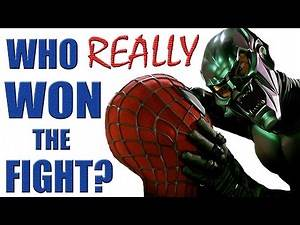 Spider-Man VS Green Goblin - Who REALLY Won the Fight?
