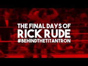 The Final Days Of Rick Rude - Behind The Titantron Teaser - 25th August 2019