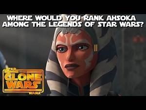 Why Ahsoka Tano is one of the greatest characters in all of Star Wars