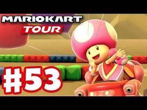 More Valentine's Tour Week 2! - Mario Kart Tour - Gameplay Part 53 (iOS)