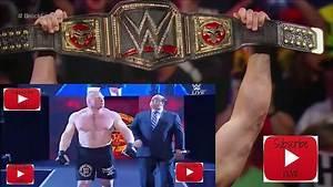 WWE Roadblock 2016 Part 1 Brock Lesnar Vs Bray Wyatt Full Match[Brk Lesnar Wins]