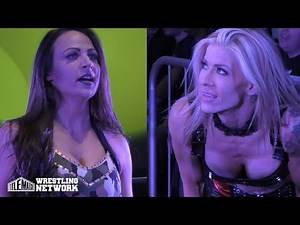 Emma (Tenille Dashwood) 1st post-WWE match vs Angelina Love - WrestlePro - 2/3/18
