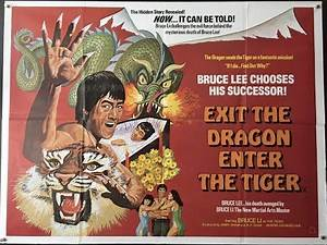 Exit the Dragon, Enter the Tiger - Bruceploitation Movie Review Shorts