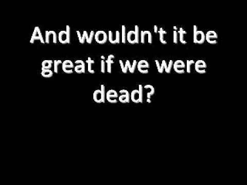 My Chemical Romance - Dead! Lyrics