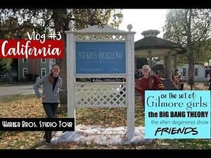 Warner Bros Studio Tour/ Vlog #3 California