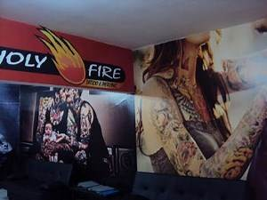 STUDIO HOLY FIRE TATTOO E PIERCING - WEBCLIPE OFICIAL ( FULLHD)