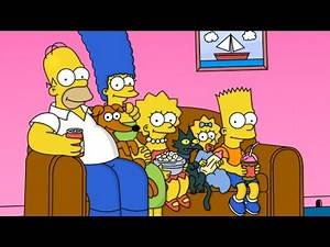 Simpsons couch gags Season Compilation (Homer Simpson, Marge, Bart, Lisa)