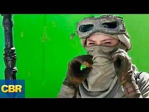 10 Amazing Deleted Movie Scenes ALL Star Wars Fans Must See (Force Awakens, Rogue One)