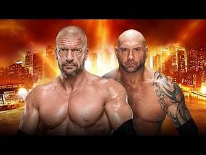 Triple H vs. Batista Full Match (No Holds Barred Match) | WWE Wrestlemania 35 7 April 2019 This Week