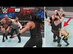 WWE 2K19 Top 10 Greatest Tag Team Finishers!!