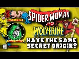 The Strangely Shared Origin of Wolverine and Spider-Woman - Strange Marvel Comics Trivia