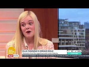 Elle Fanning's Dream Movie Role | Good Morning Britain