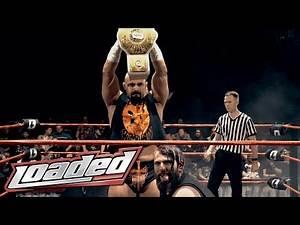 Defiant Loaded #23: Rampage VS Kyle Fletcher Joe Hendry VS Gabriel Kidd, And More!