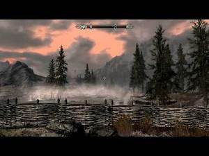 This is how awesome Skyrim is...