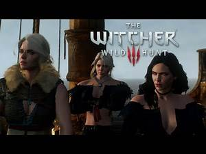 The Witcher 3 | Mods - Ciri and Companion Missions #33
