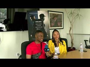 British Actors Stephen Odubola and Karla-Simone Spence Talk 'Blue Story' and Working with Rapman