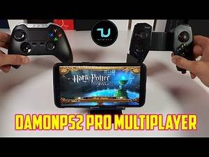 Harry Potter and the Goblet of Fire Multiplayer 2 Players/2 Gamepads Android DamonPS2 Pro