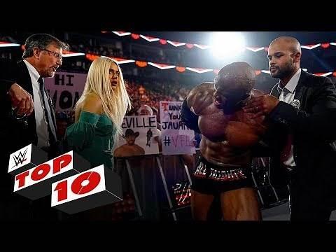 Top 10 Raw moments: WWE Top 10, Dec. 2, 2019