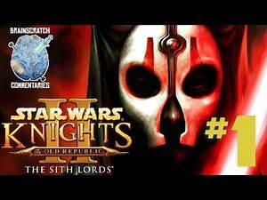 Star Wars: Knights of the Old Republic II - The Sith Lords | Livestream #1 | The Other Last Jedi