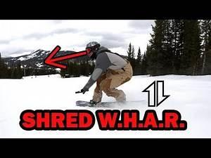 SHRED W.H.A.R.