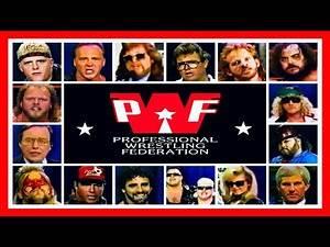 Florida Championship Wrestling (PWF) (1989) (Featuring Dusty Rhodes, Larry Zbyszko & Steve Keirn)