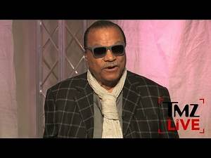 Billy Dee Williams -- Saddles Up Again to Pitch Colt 45 | TMZ Live