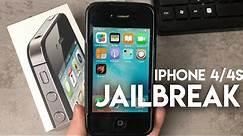 How to Jailbreak iPhone 4s - iOS 9.3.5 - 2019 Jailbreak