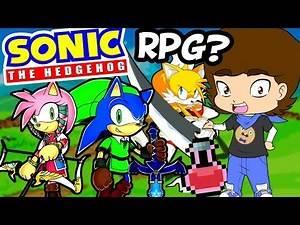 Sonic The Hedgehog...RPG? - ConnerTheWaffle