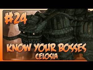 Know Your Bosses - Celosia (Shadow of the Colossus) #24