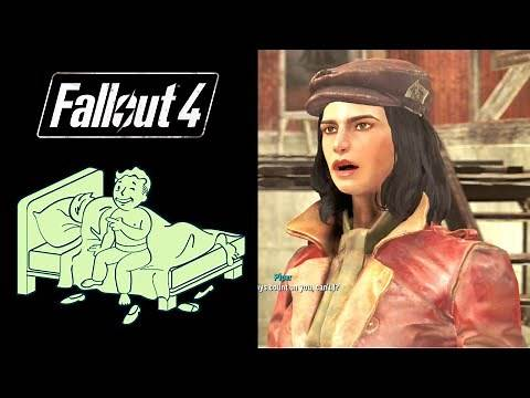 Fallout 4 - All Female Characters Romances
