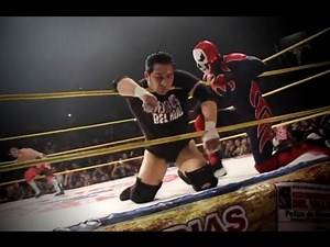 Mexican Wrestling Star Perro Aguayo Jr. Dies After In-Ring Accident