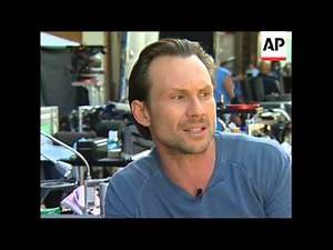 Actor Christian Slater want 'The Forgotten ' to be unforgettable