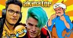 I Defeated Akinator with TikTok Joker