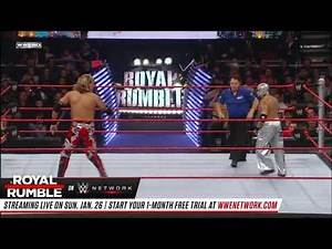 Edge vs rey misterio world heavyweight title -royal rumble event full match in hd