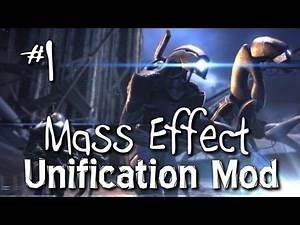 Mass Effect Unification Mod w/ Sp00n Part 1 (Star Wars Battlefront 2)