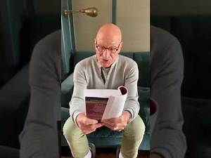 Sonnet 3 by William Shakespeare (read by Sir Patrick Stewart) | 2020.03.24 | #ASonnetADay