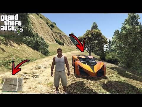 Secret X80 Proto Location In GTA V Story Mode