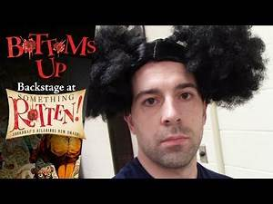 Episode 15 - Bottoms Up: Backstage at the SOMETHING ROTTEN! Tour with Rob McClure