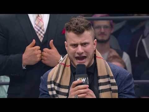 MJF Delivers Scathing Promo on Cody Rhodes | AEW Dynamite: Dec. 11, 2019